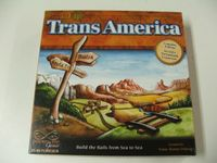 Board Game: TransAmerica