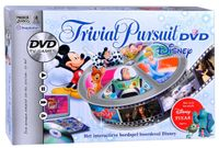 Board Game: Trivial Pursuit DVD Disney Edition