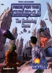 Board Game: Race for the Galaxy: The Gathering Storm