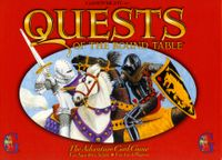 Board Game: Quests of the Round Table
