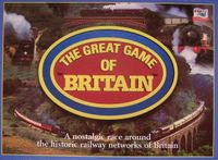 Board Game: The Great Game of Britain