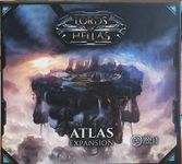 Board Game: Lords of Hellas: Atlas Overload