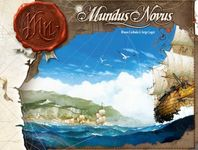 Board Game: Mundus Novus