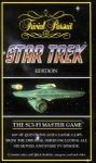 Board Game: Trivial Pursuit The Sci-Fi Master Game: Star Trek Edition