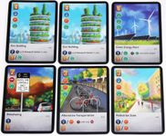 Board Game: The City: Eco expansion