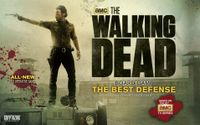 Board Game: The Walking Dead Board Game: The Best Defense