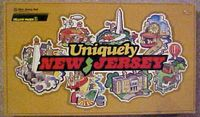 Board Game: Uniquely New Jersey