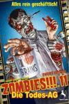 Board Game: Zombies!!! 11: Death Inc.