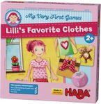 Board Game: Lilli's Favorite Clothes