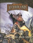 RPG Item: Warlords of the Accordlands: Monsters and Lairs