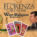 Board Game: Florenza: The Card Game –  War and Religion Expansion