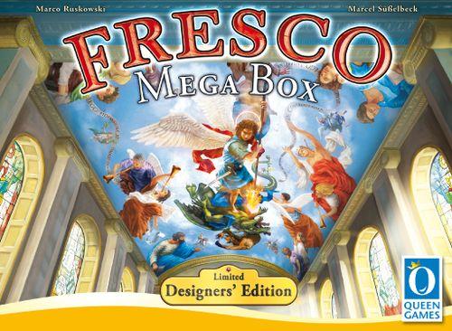 Board Game: Fresco: Mega Box