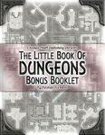 RPG Item: The Little Book Of Dungeons - Bonus Booklet