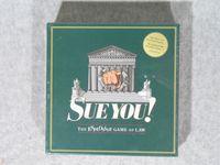 Board Game: Sue You!
