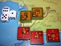 Caesar vs Scipio