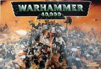 Board Game: Warhammer 40,000 (Third Edition): Starter Set