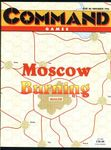 Board Game: Moscow Burning: The Next Russian Civil War