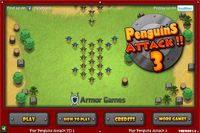 Video Game: Penguins Attack 3