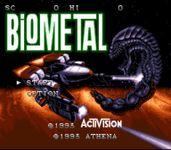 Video Game: BioMetal