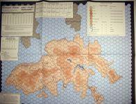 Board Game: Honour Alone: Hong Kong 1941