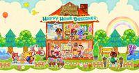 Video Game: Animal Crossing: Happy Home Designer
