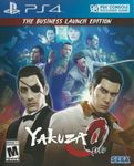 Video Game: Yakuza 0
