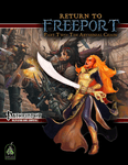 RPG Item: Return to Freeport Part 2: The Abyssinial Chain