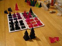 Board Game: Ambush