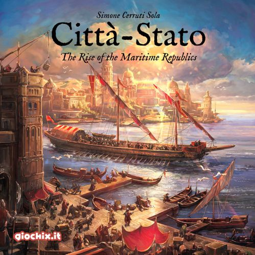 Board Game: Città-Stato