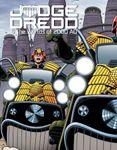 RPG Item: Judge Dredd: GM Screen