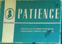 Board Game: Patience