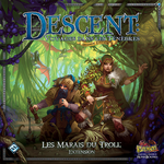 Board Game: Descent: Journeys in the Dark (Second Edition) – Labyrinth of Ruin