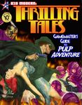 RPG Item: Gamemaster's Guide to Pulp Adventure