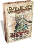 RPG Item: Pathfinder Face Cards: Rise of the Runelords