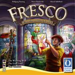 Board Game: Fresco: Expansion Modules 4, 5 and 6