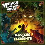 Board Game: Vikings Gone Wild: Masters of Elements