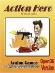 RPG Item: Action Hero (OpenD6 Edition)