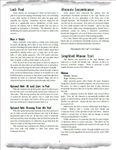 RPG Item: Baseline Alternatives