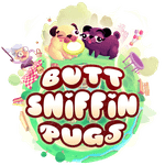 Video Game: Butt Sniffin Pugs