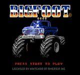 Video Game: BigFoot
