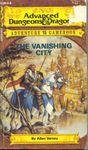 RPG Item: The Vanishing City