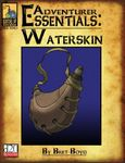 RPG Item: Adventurer Essentials: Waterskin