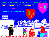 Video Game: The Lords of Midnight