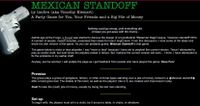 RPG Item: Mexican Standoff