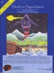 RPG Item: Q3: Death on Signal Island (OSRIC)