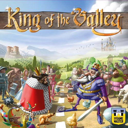 Board Game: King of the Valley