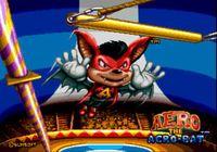 Video Game: Aero the Acro-Bat