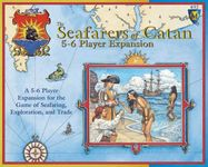 Board Game: Catan: Seafarers – 5-6 Player Extension