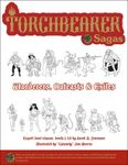 RPG Item: Torchbearer Sagas: Wanderers, Outcasts & Exiles