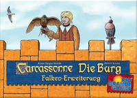 Board Game: Carcassonne: The Castle – Falcon Expansion